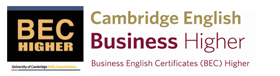 Business English Certificate - Higher